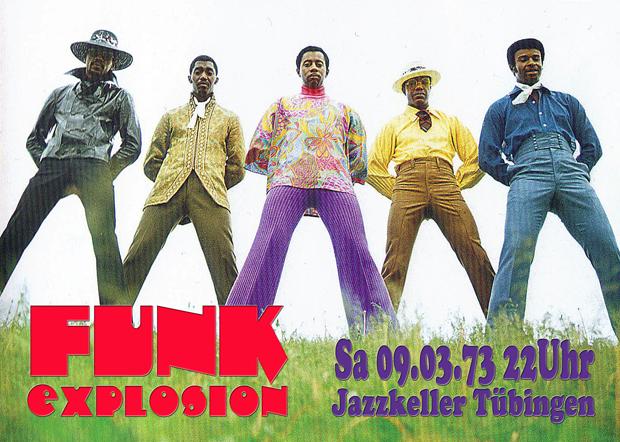 109. Funk Explosion