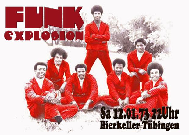 107. Funk Explosion