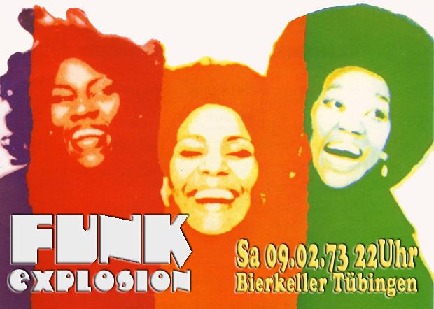 108. Funk Explosion