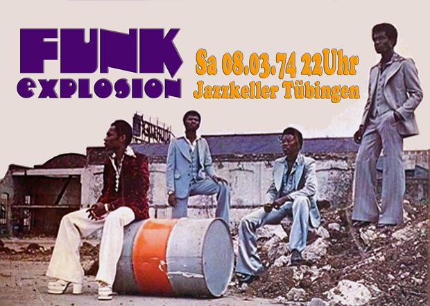 121. Funk Explosion