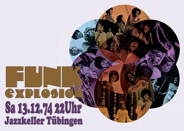 130. Funk Explosion