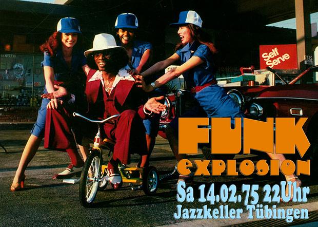 132. Funk Explosion