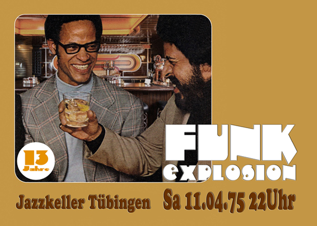 134. Funk Explosion