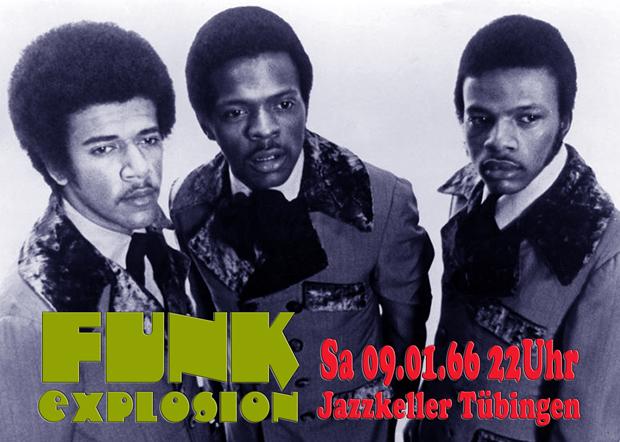 143. Funk Explosion
