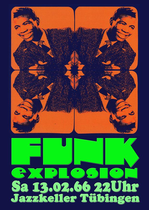 144. Funk Explosion