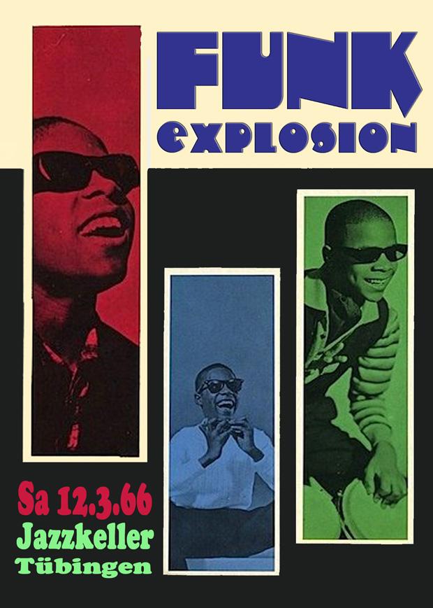 145. Funk Explosion