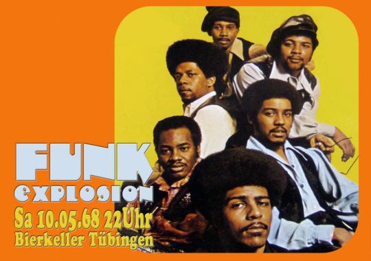 55. Funk Explosion