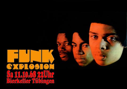 59. Funk Explosion