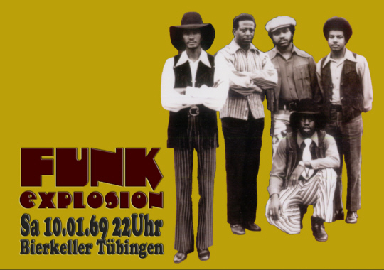62. Funk Explosion
