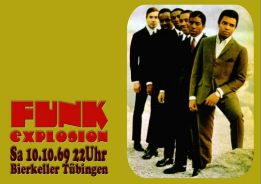 70. Funk Explosion