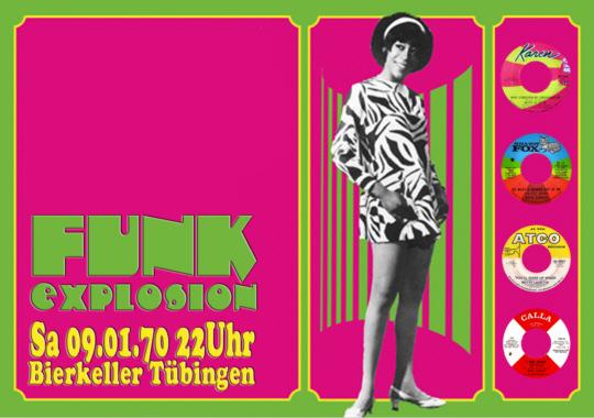 73. Funk Explosion
